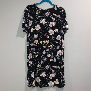 H&M Botanical Floral Dress